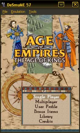 age of empires nds rom